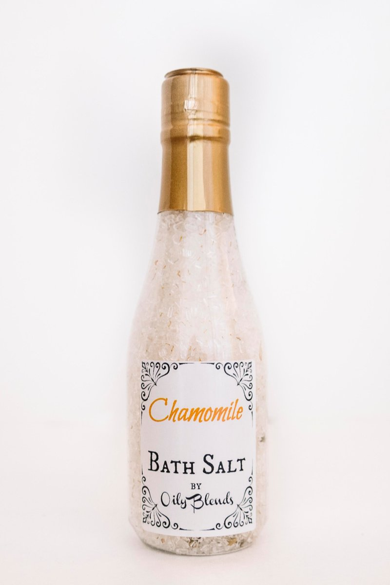 Essential Oil and Herb Bath Salts--Womens Artisan USA American Made Clothing Accessories