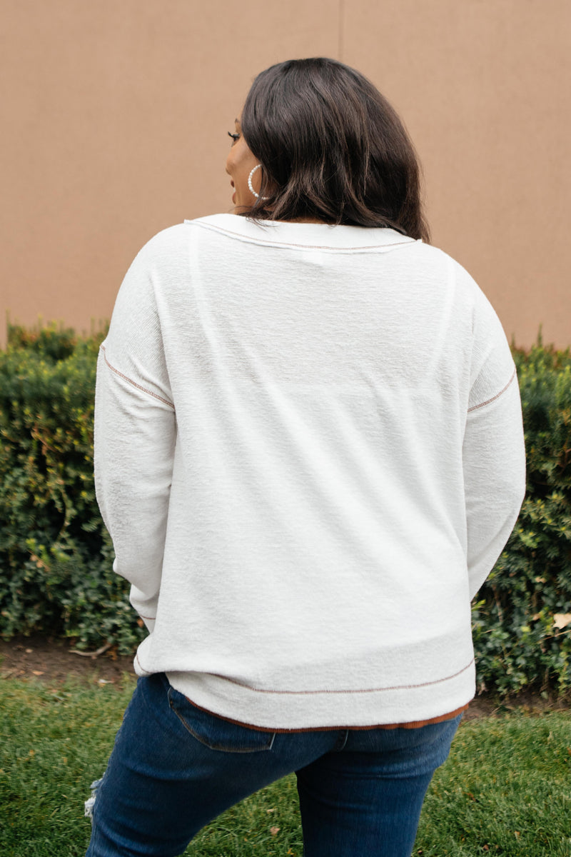 Fine Line Details Top-10-13-2020, 1XL, 2XL, 3XL, BFCM2020, Group A, Group B, Group C, Group D, Group T, Group W, Large, Medium, Plus, Small, Tops, XL, XS-Womens Artisan USA American Made Clothing Accessories