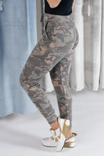 Hidden In Comfort Camo Joggers-11-30-2020, 1XL, 2XL, 3XL, Bottoms, CMDB2020, Featured, Final Few Friday, Group A, Group B, Group C, Group V, Group X, Large, Made in the USA, Medium, Small, XL, XS-Womens Artisan USA American Made Clothing Accessories