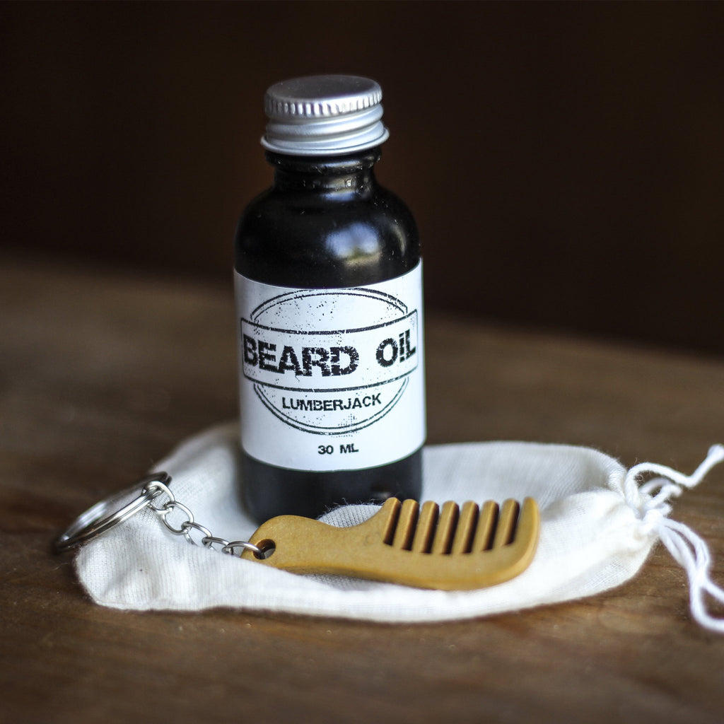 Beard Oil Gift Set | 10 Scents Available-beard, Beard Oil, essential oil, facial hair, movember-Womens Artisan USA American Made Clothing Accessories