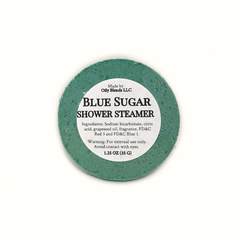 Men's Shower Steamers-Blue Sugar-Womens Artisan USA American Made Clothing Accessories