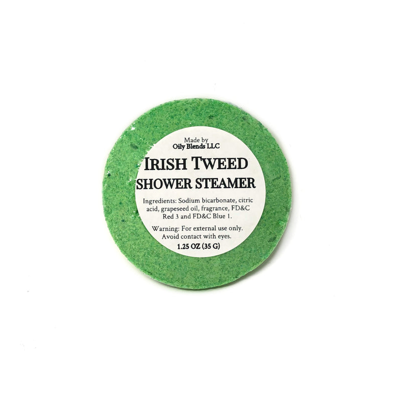 Men's Shower Steamers-Irish Tweed-Womens Artisan USA American Made Clothing Accessories