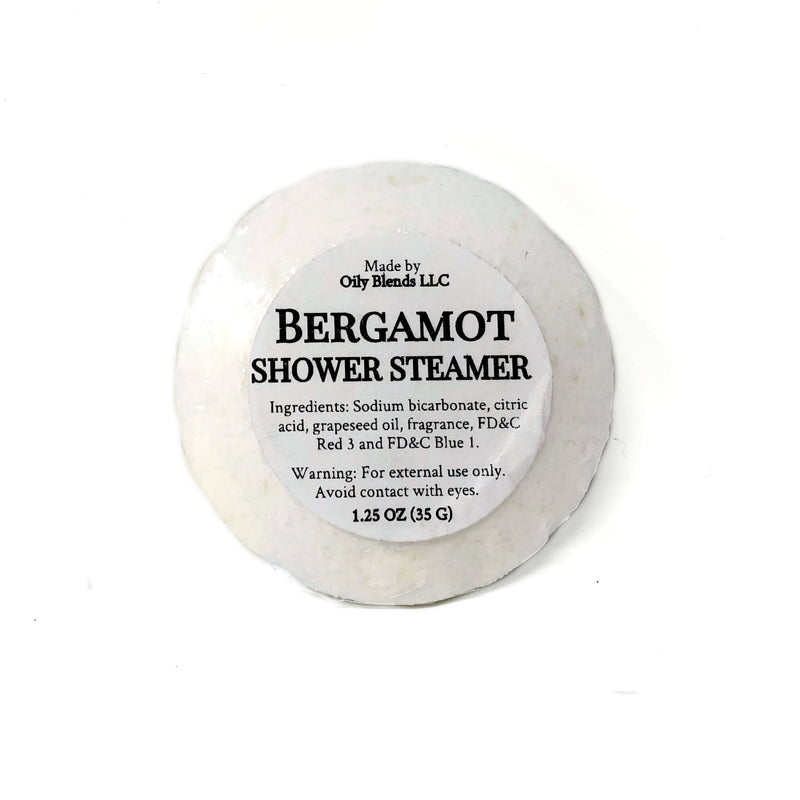 Men's Shower Steamers-Bergamot-Womens Artisan USA American Made Clothing Accessories