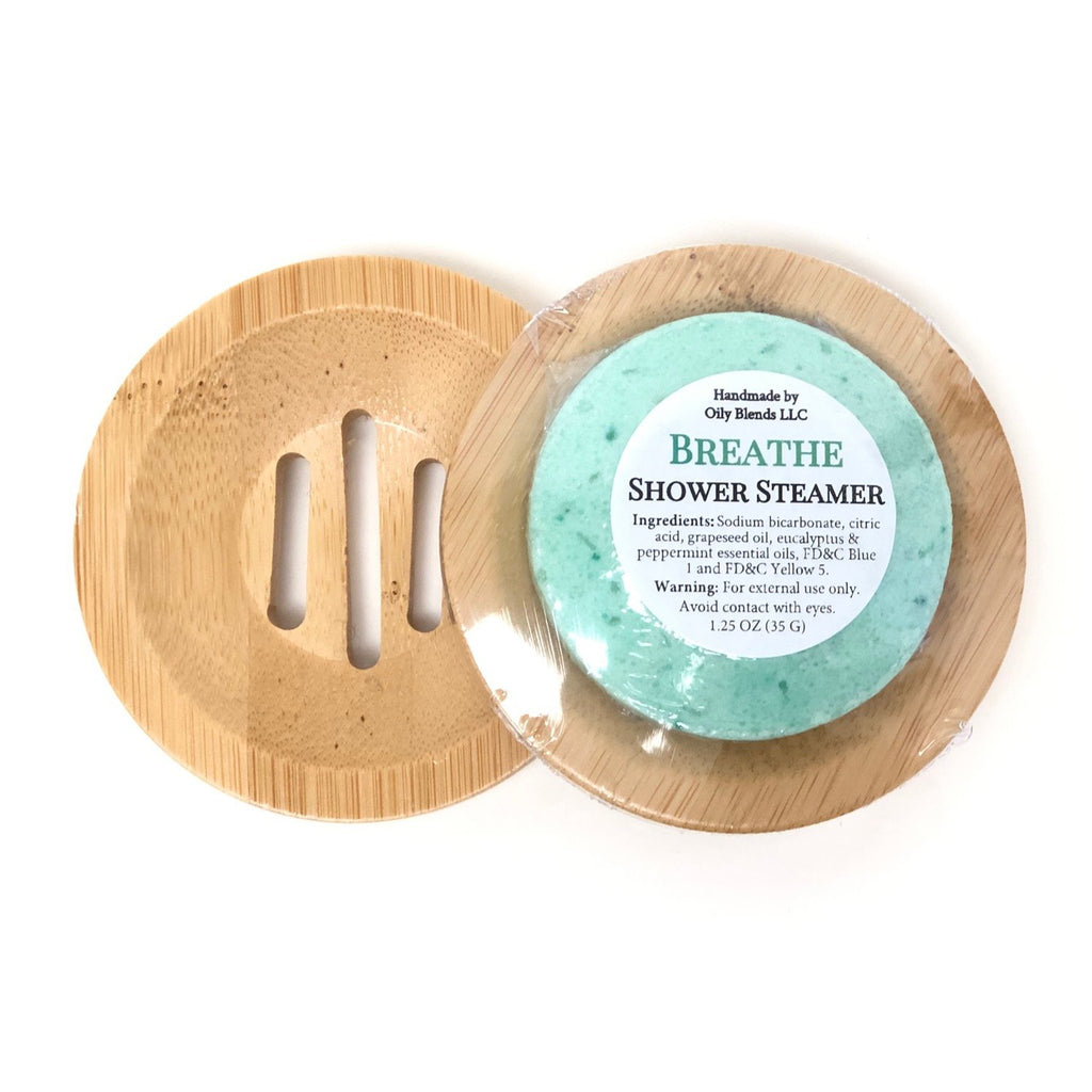 Wooden Shower Steamer Trays--Womens Artisan USA American Made Clothing Accessories