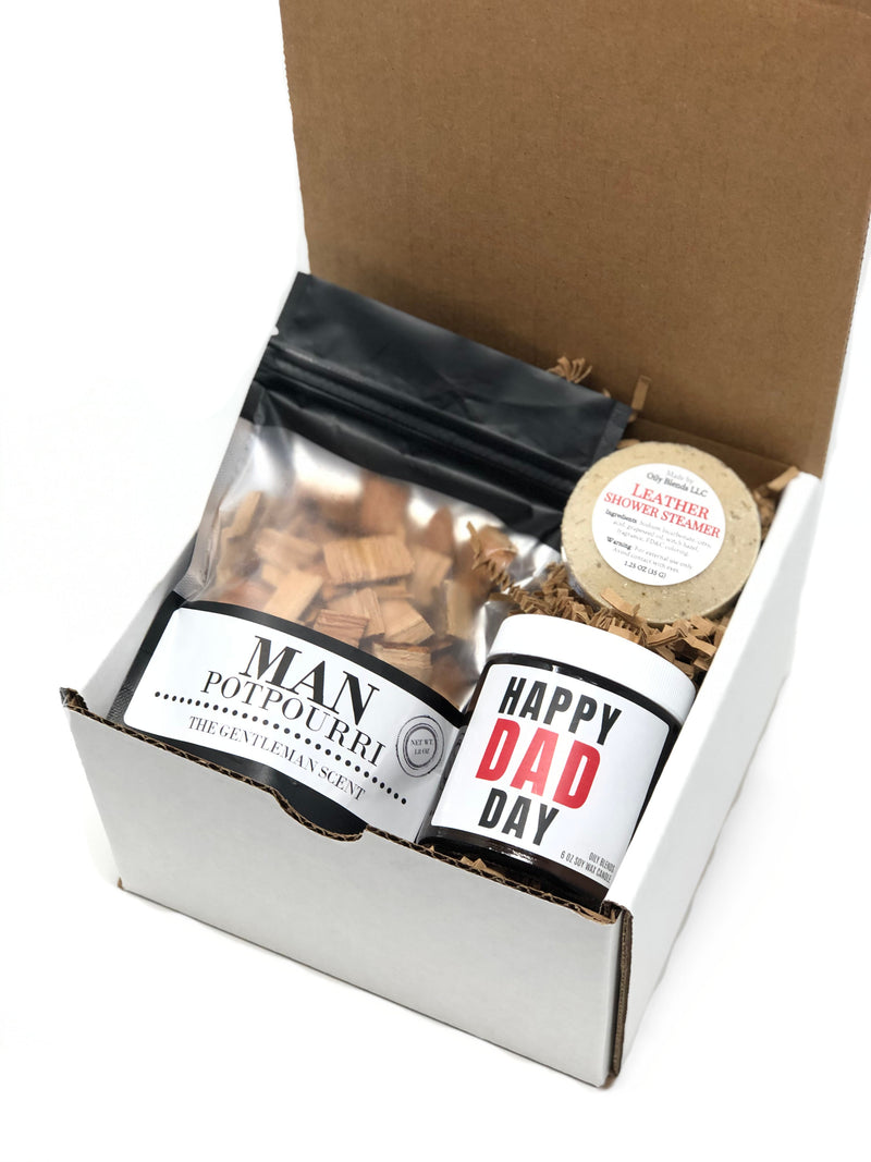 Father's Day Gift Box--Womens Artisan USA American Made Clothing Accessories