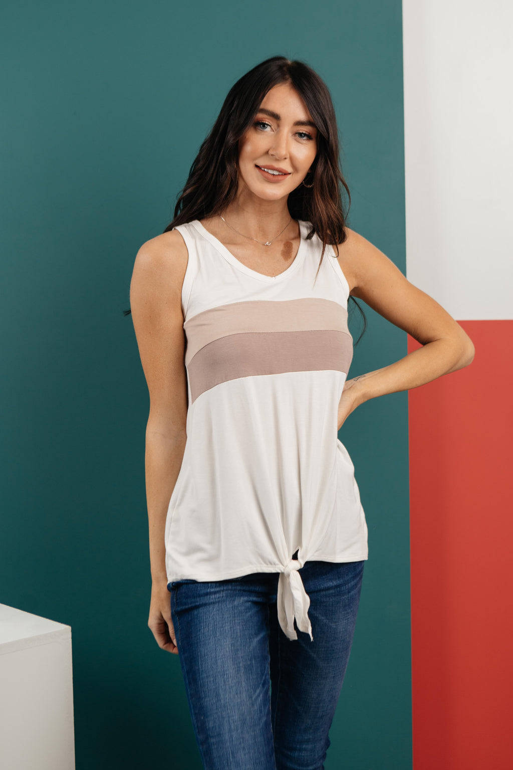 Keep Your Stripes Close In Ivory-1-15-2021, 1-5-2021, 1XL, 2XL, 3XL, Bonus, Group A, Group B, Group C, Group X, Group Z, Large, Medium, Small, Tops, XL, XS-Womens Artisan USA American Made Clothing Accessories