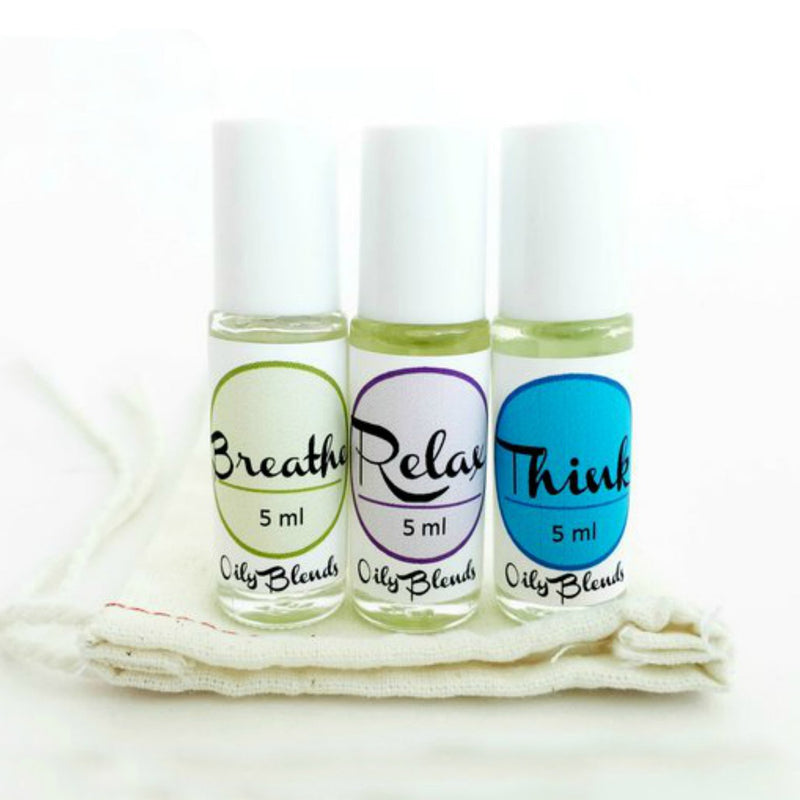 Essential Oil Gift Set--Womens Artisan USA American Made Clothing Accessories