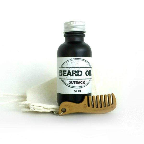 Beard Oil Gift Set | 10 Scents Available-beard, Beard Oil, essential oil, facial hair, movember-Outback-Womens Artisan USA American Made Clothing Accessories