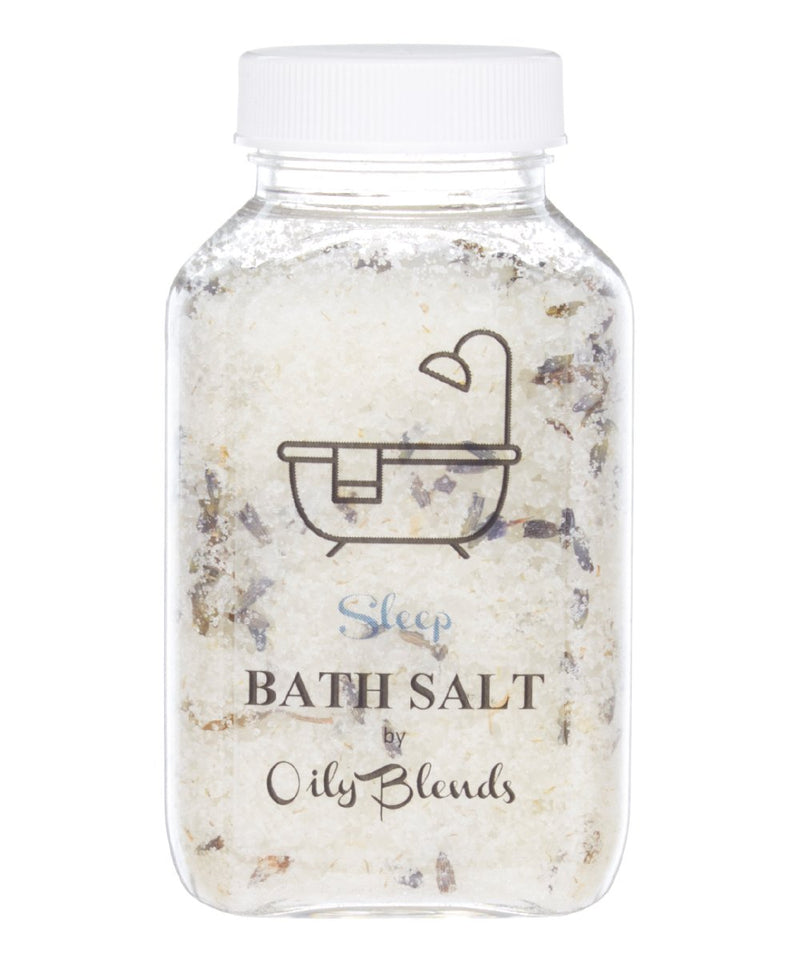 Essential Oil 6 oz Bath Salts-Sleep-Womens Artisan USA American Made Clothing Accessories