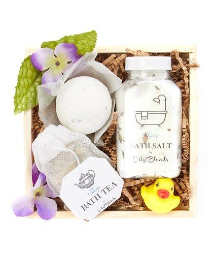 Essential Oil Bath Collection Gift Sets-Bath & Body-Sleep-Womens Artisan USA American Made Clothing Accessories