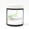 Social Distancing Candle-6 oz-Womens Artisan USA American Made Clothing Accessories