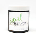 Social Distancing Candle-Candles-6 oz-Womens Artisan USA American Made Clothing Accessories