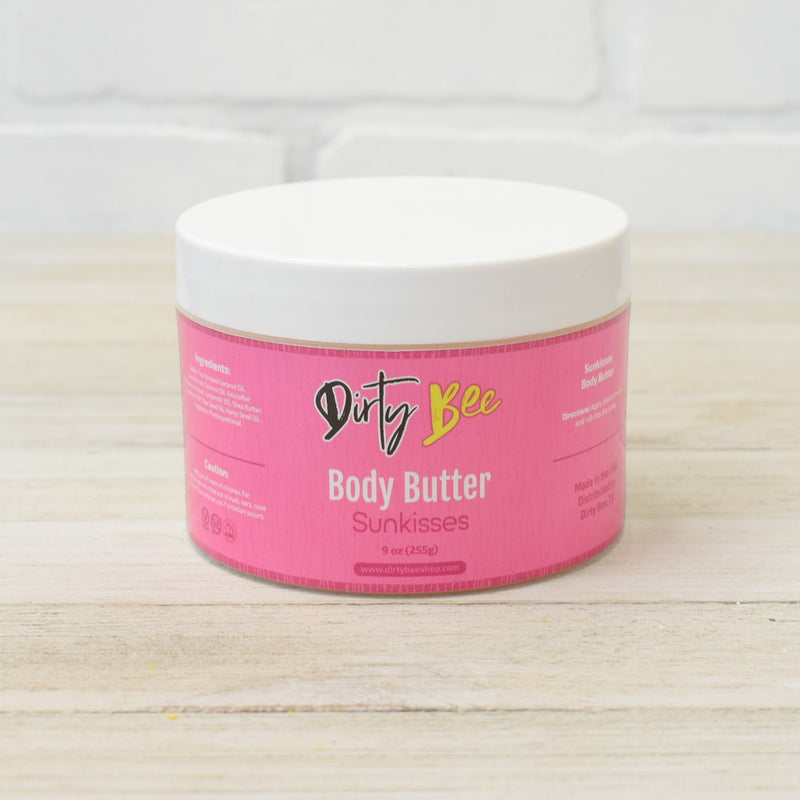 Sunkisses Body Butter-Bath & Body, body, Body Butter, Dirty Bee, Dropship, RETAIL, sunkisses-Womens Artisan USA American Made Clothing Accessories