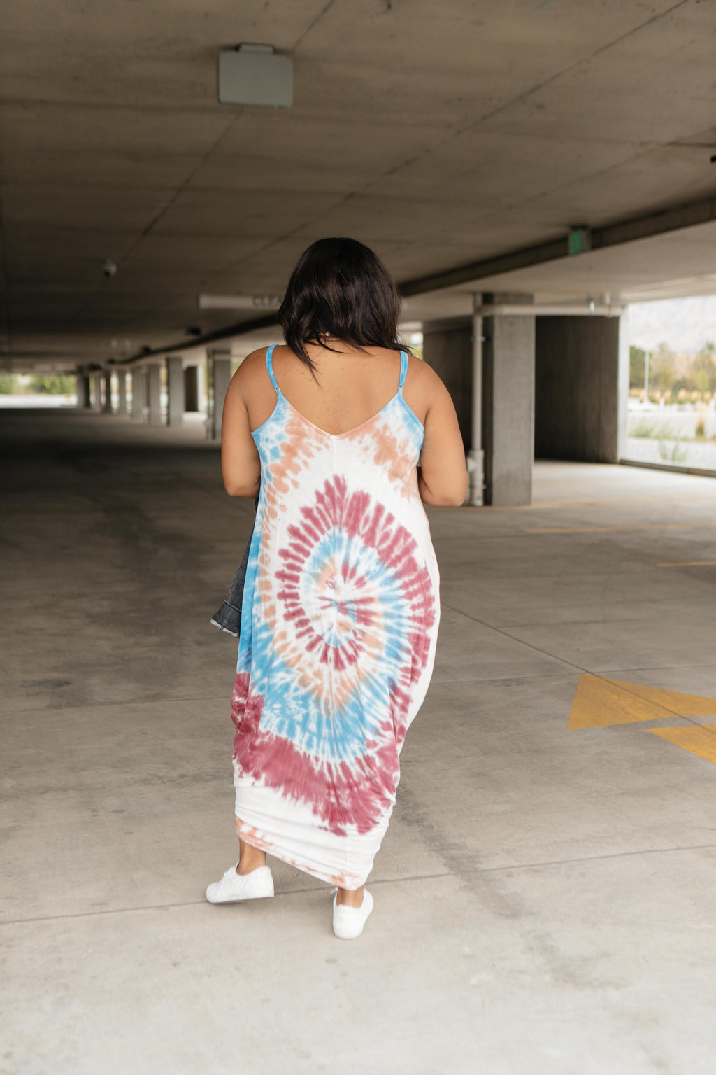 The Big Swirl Maxi Dress-10-7-2020, 1XL, 2XL, 3XL, BFCM2020, Dresses, Group A, Group B, Group C, Group D, Group S, Group T, Large, Medium, Plus, Small, XL, XS-Womens Artisan USA American Made Clothing Accessories