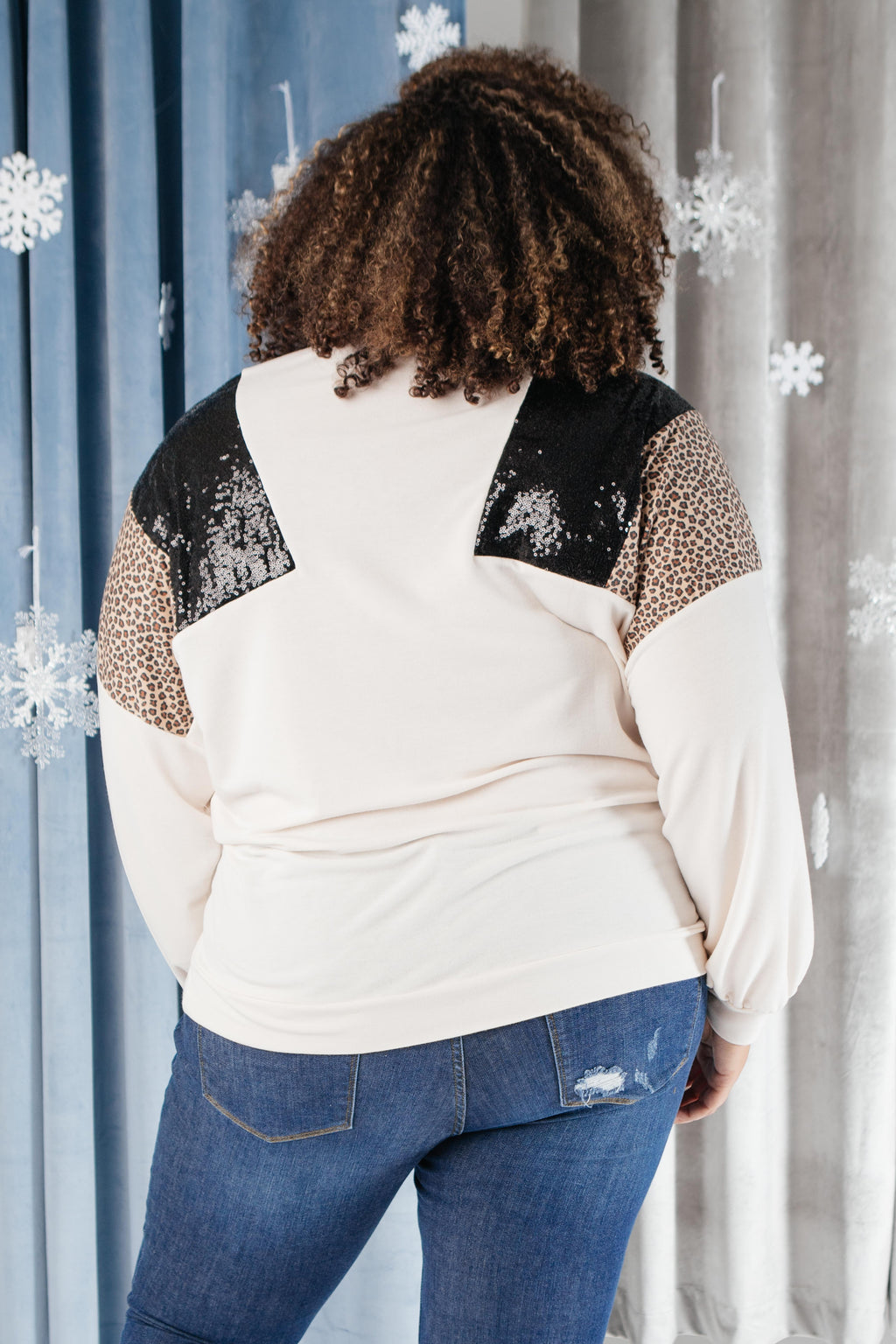 The Spotty Holiday Top-11-30-2020, 1XL, 2XL, 3XL, CMDB2020, Group A, Group B, Group C, Large, Medium, Small, Tops, XL, XS-Womens Artisan USA American Made Clothing Accessories