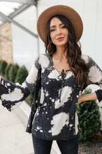Top It Off With A Bow Blouse-1XL, 2-4-2021, 2XL, 3XL, Group A, Group B, Group C, Group T, Large, Made in the USA, Medium, Small, Tops, XL, XS-Womens Artisan USA American Made Clothing Accessories