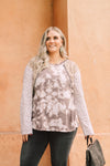 Trend in Taupe Top-10-1-2020, 1XL, 2XL, 3XL, BFCM2020, Final Few Friday, Group A, Group B, Group C, Group D, Group T, Large, Medium, Plus, Small, Tops, XL, XS-Womens Artisan USA American Made Clothing Accessories