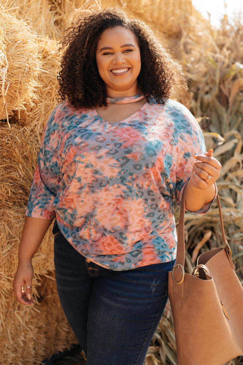Wild Feline Top-10-27-2020, 1XL, 2XL, 3XL, Group A, Group B, Group C, Group D, Group T, Group U, Group X, Group Y, Group Z, Large, Made in the USA, Medium, Plus, Small, Tops, XL, XS-Womens Artisan USA American Made Clothing Accessories