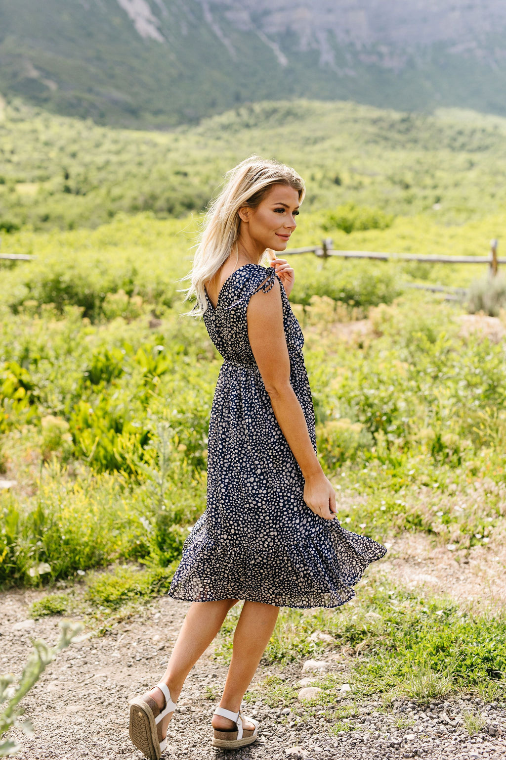 Beauty Spot Dress-1XL, 2XL, 3XL, 7-17-2020, 7-9-2020, Bonus, Dresses, Group A, Group B, Group C, Large, Medium, Plus, Small, XL, XS-Womens Artisan USA American Made Clothing Accessories