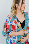 Bird of Paradise Kimono-1XL, 2XL, 8-12-2020, 8-6-2020, Bonus, Group A, Group B, Group C, Group D, Large, Medium, Plus, Small, Tops, XL-Womens Artisan USA American Made Clothing Accessories