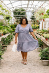 Blurred Spot Dress-1XL, 2XL, 3XL, 7-10-2020, 7-2-2020, Bonus, Dresses, Group A, Group B, Group C, Large, Medium, Plus, Small, XL, XS-Womens Artisan USA American Made Clothing Accessories