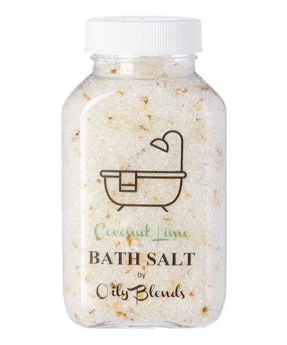 Bath Salts-Coconut Lime-Womens Artisan USA American Made Clothing Accessories