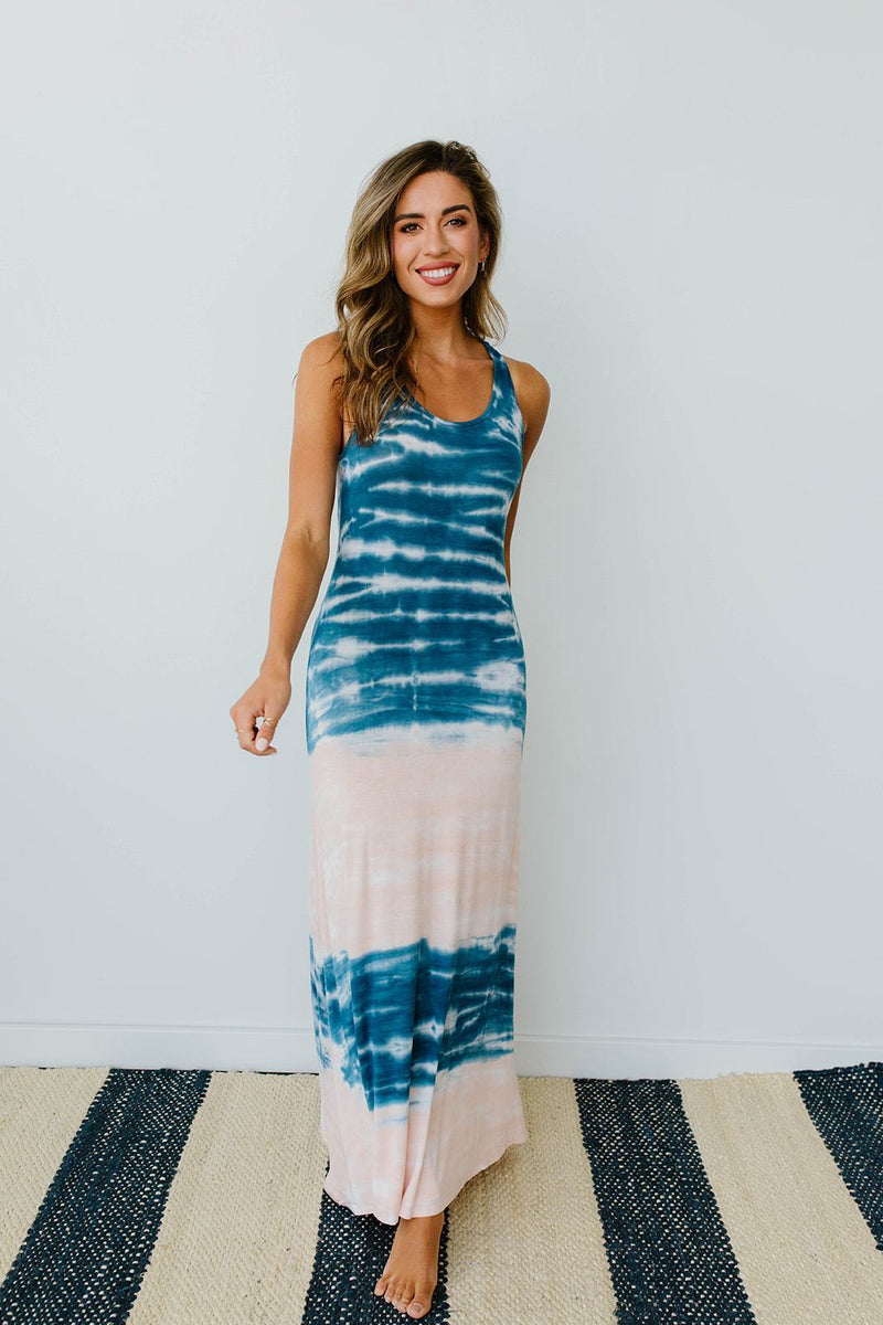Come Tie Dye Or High Water Dress-1XL, 2XL, 3XL, 8-12-2020, 8-4-2020, Bonus, Dresses, Final Few Friday, Group A, Group B, Group C, Large, Medium, Plus, Small, XL, XS-Womens Artisan USA American Made Clothing Accessories