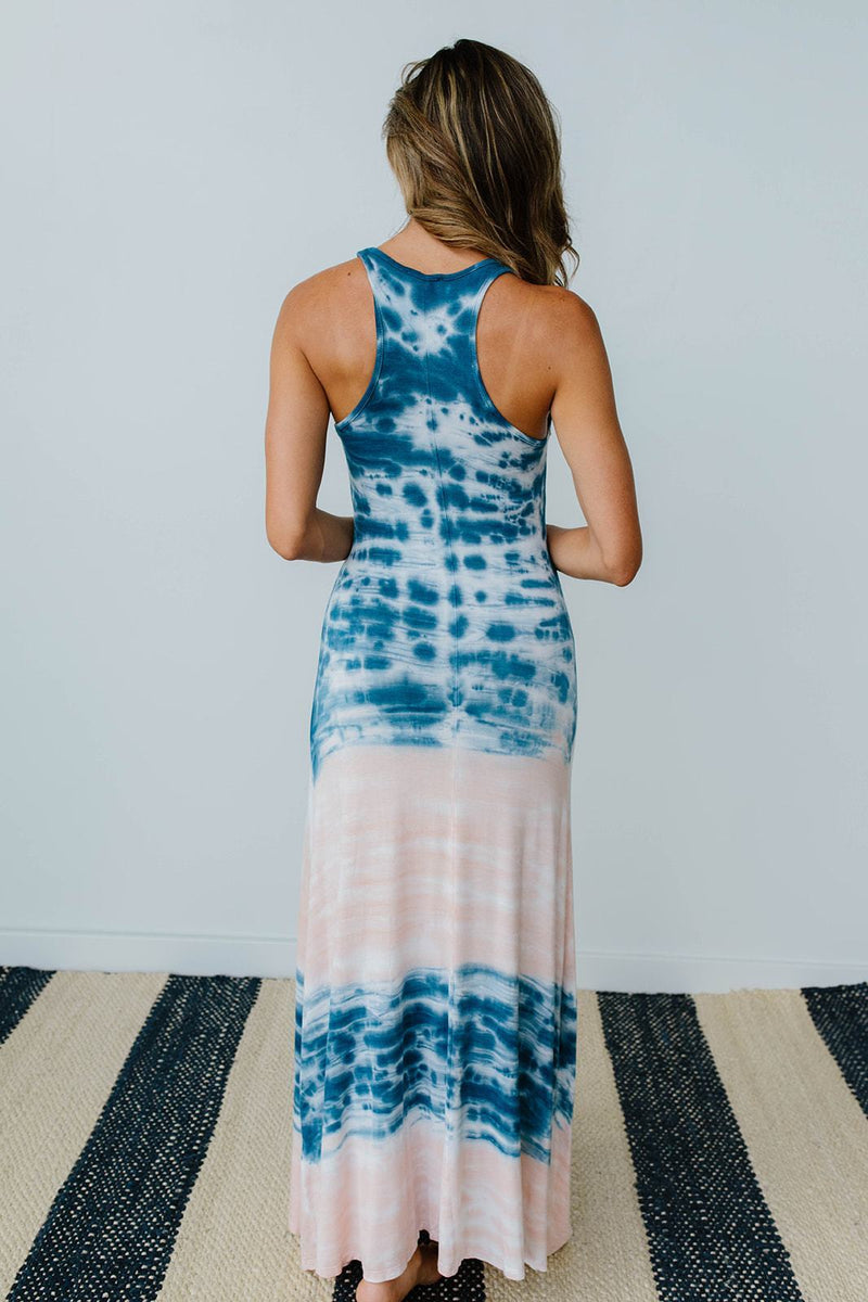 Come Tie Dye Or High Water Dress-1XL, 2XL, 3XL, 8-12-2020, 8-4-2020, Bonus, Dresses, Final Few Friday, Group A, Group B, Group C, Group D, Large, Medium, Plus, Small, XL, XS-Womens Artisan USA American Made Clothing Accessories