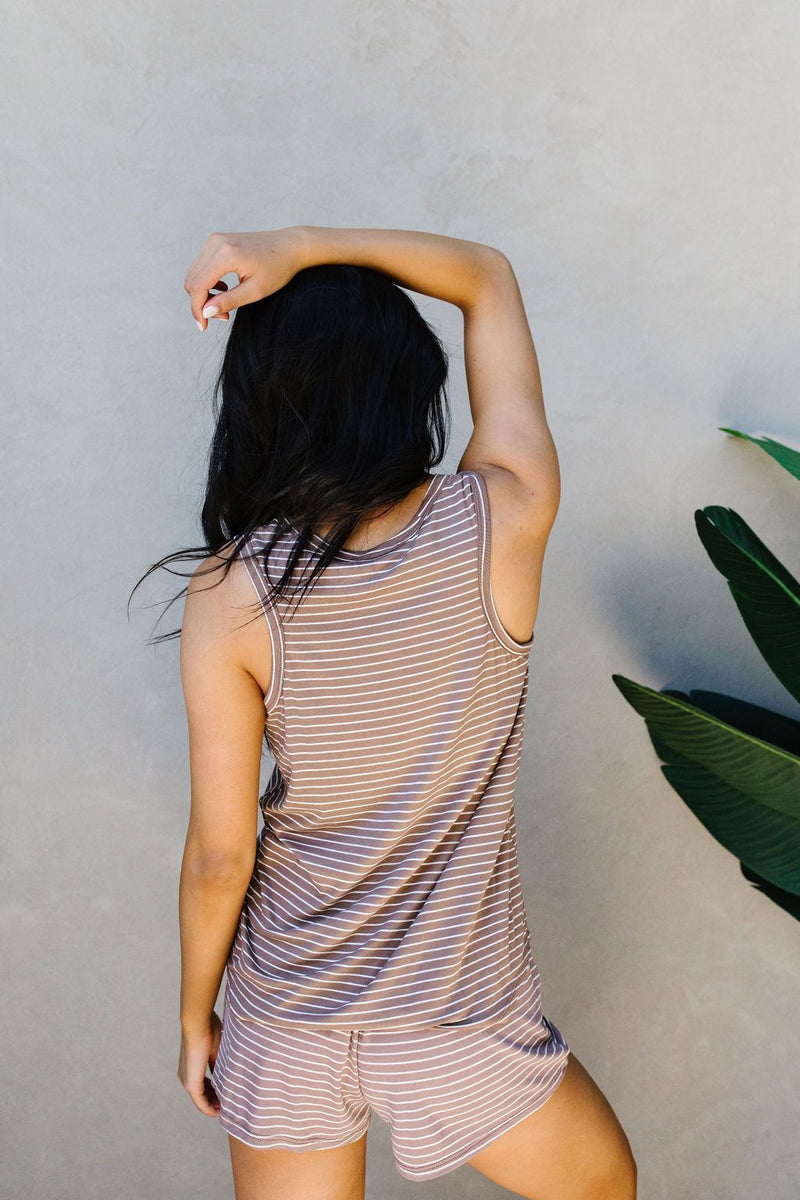 Give Me A Mocha Striped Tank-1XL, 2XL, 3XL, 7-14-2020, 7-24-2020, Bonus, Group A, Group B, Group C, Large, Medium, Plus, Small, Tops, XL, XS-Womens Artisan USA American Made Clothing Accessories