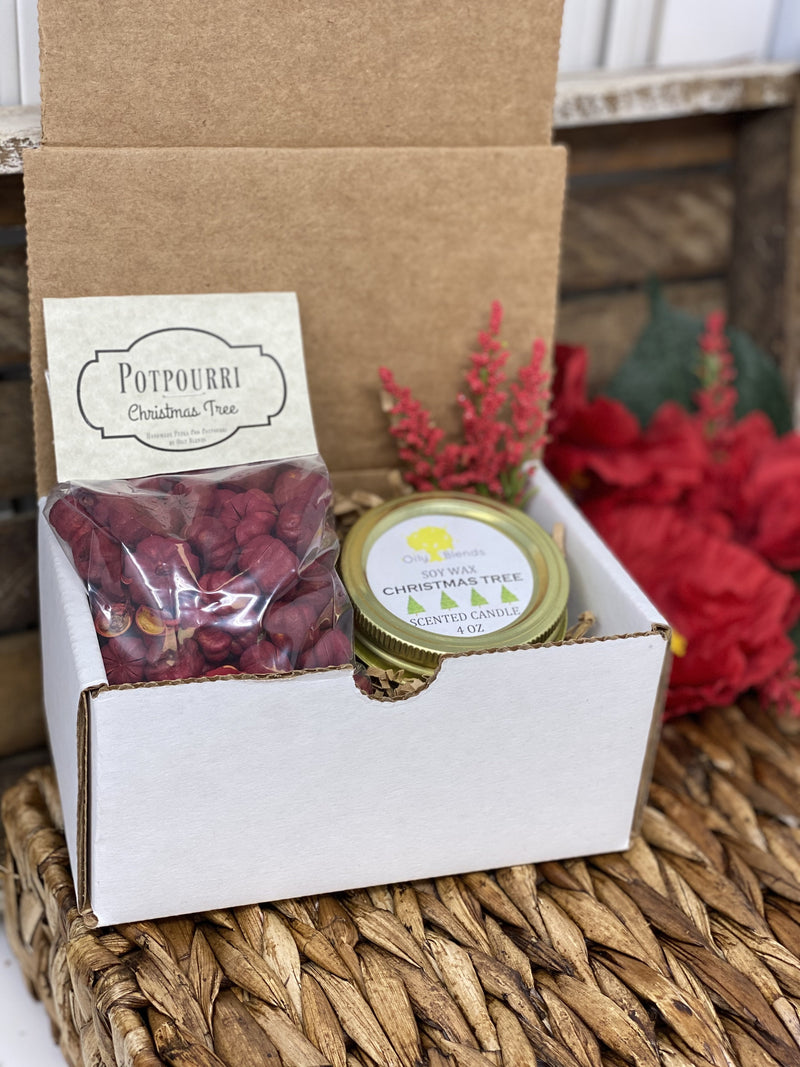 Christmas Gift Boxes--Womens Artisan USA American Made Clothing Accessories