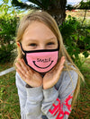 Face Mask - For Kids-Made in the USA-Womens Artisan USA American Made Clothing Accessories