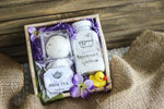 Essential Oil Bath Collection Gift Sets-Bath & Body-Womens Artisan USA American Made Clothing Accessories