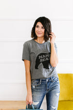 Mama Bear Graphic Tee-2XL, 3XL, 5-1-2020, BFCM2020, Group A, Group B, Group C, Group D, Large, Made in the USA, Medium, Plus, Small, Tops, XL, XS-Womens Artisan USA American Made Clothing Accessories