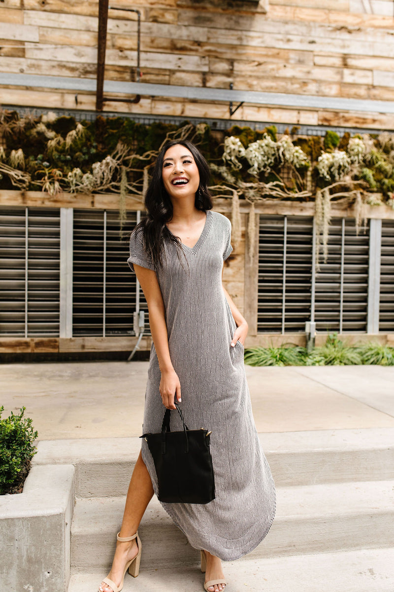 Of Two Minds Maxi Dress-1XL, 2XL, 3XL, 6-30-2020, 7-10-2020, BFCM2020, Bonus, Dresses, Final Few Friday, Group A, Group B, Group C, Group D, Group T, Large, Medium, Plus, Small, XL, XS-Womens Artisan USA American Made Clothing Accessories