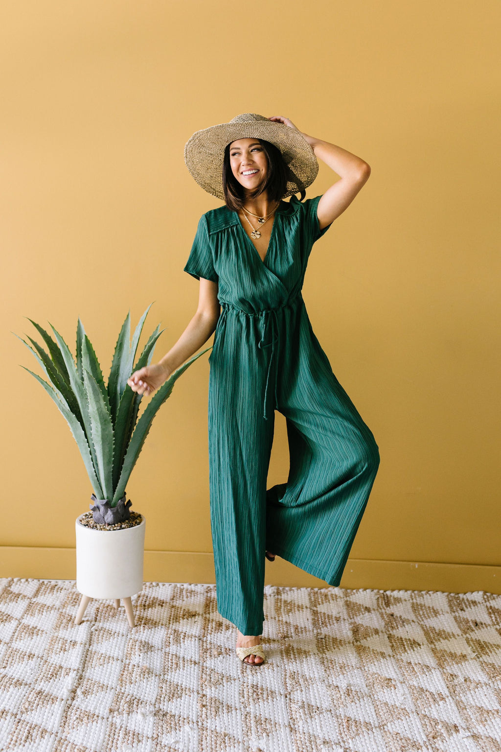 Ribbed Heaven Jumpsuit-1XL, 2XL, 3XL, 4TH2020, 6-18-2020, 6-26-2020, Bonus, Bottoms, Group A, Group B, Group C, Large, Medium, Plus, Small, XL, XS-Womens Artisan USA American Made Clothing Accessories