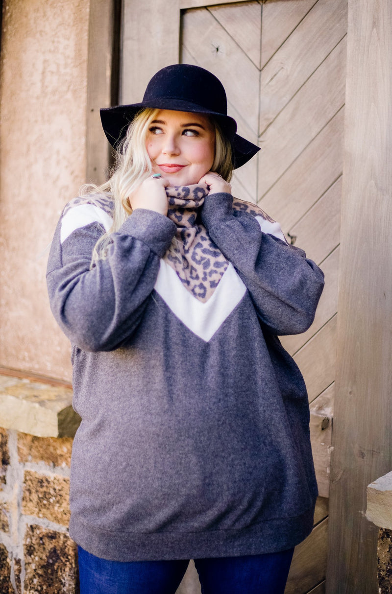 She's All That Pullover-12-23-2019, End of Season Sale, Plus, Sync, Tops-Womens Artisan USA American Made Clothing Accessories