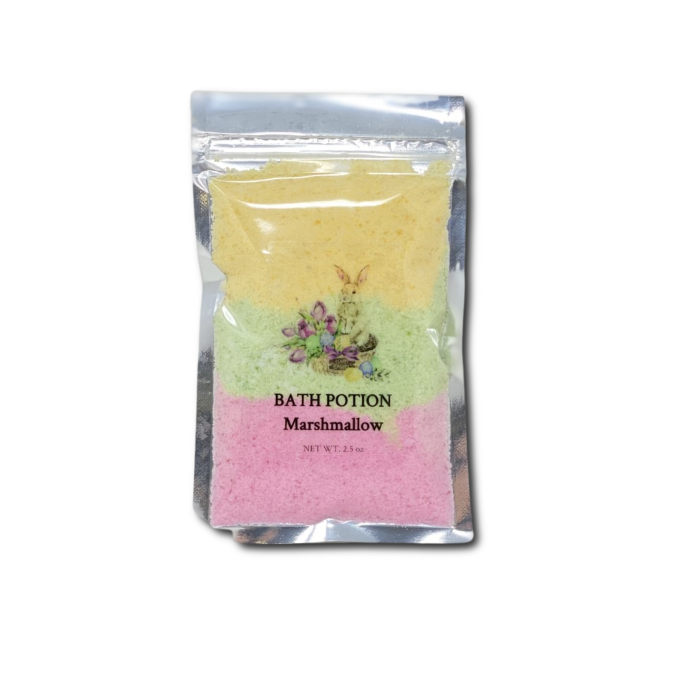 Easter Bath Potion - 2.5 oz Pack-Bath & Body-Womens Artisan USA American Made Clothing Accessories