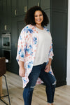 Watercolor Kimono-3-17-2020, Plus, Sync, Tops-Womens Artisan USA American Made Clothing Accessories