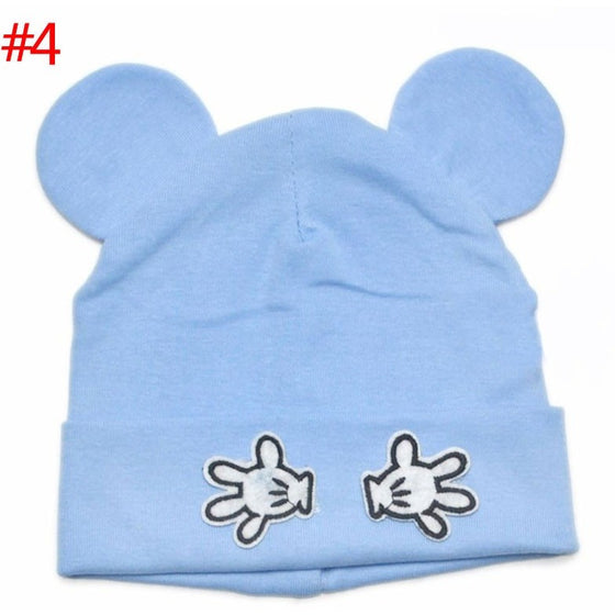 James Mickey Beanie - Patter Panda Infant & Toddler Clothing