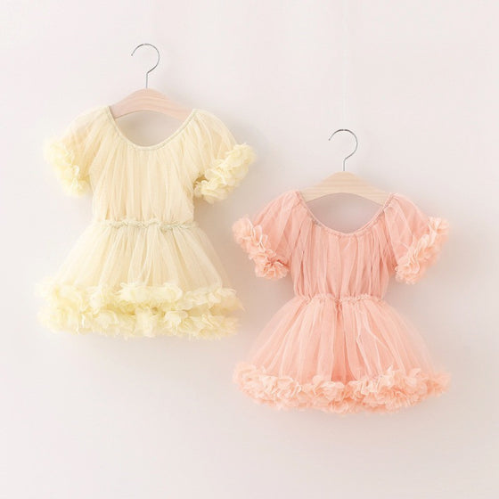 Lucy Tulle Tutu Dress - Patter Panda Infant & Toddler Clothing