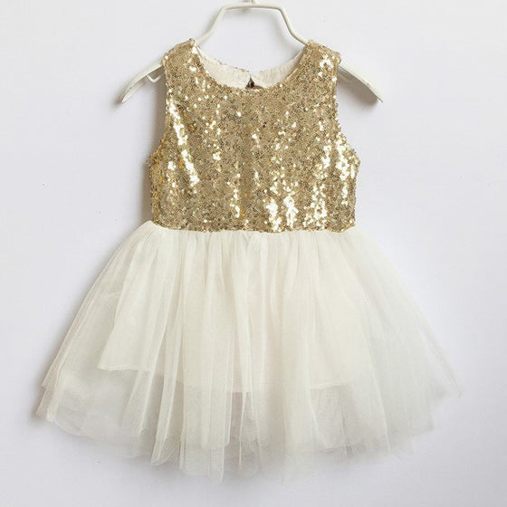 Brianna Glitter Tutu Dress - Patter Panda Infant & Toddler Clothing