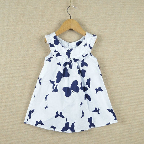 Clarence I Butterfly Dress - Patter Panda Infant & Toddler Clothing