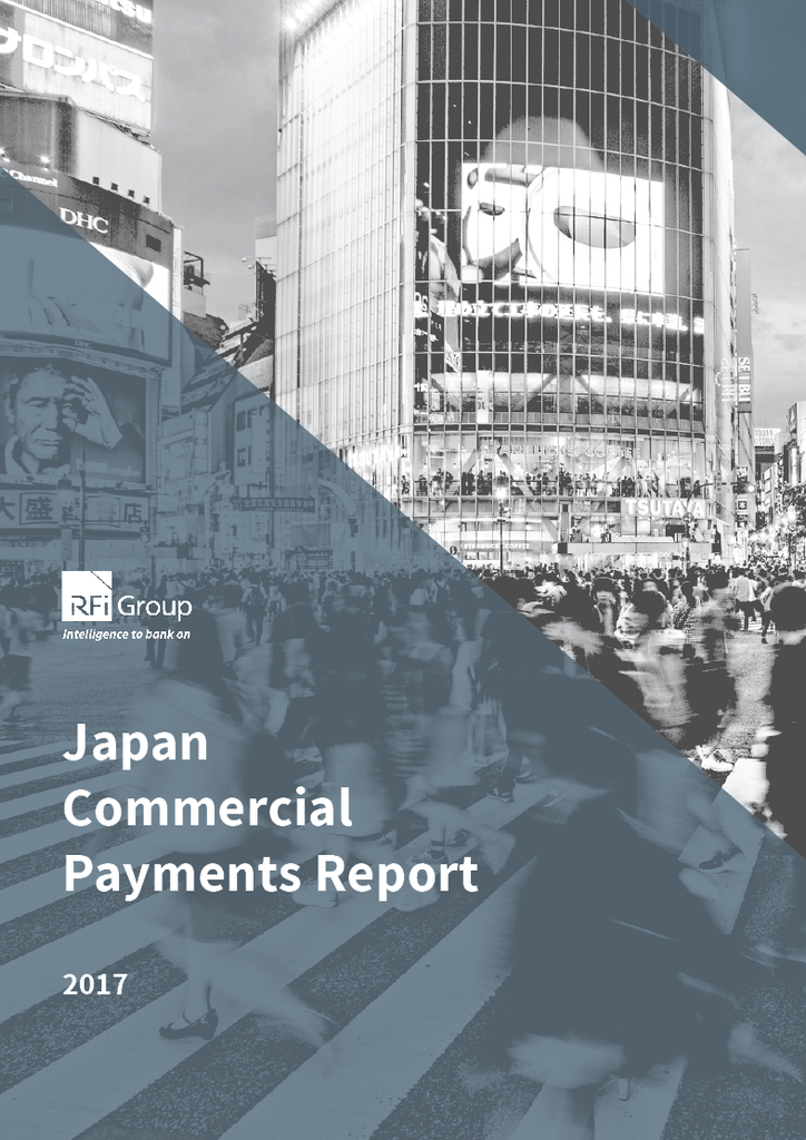 Japan Commercial Payments Report - 2017