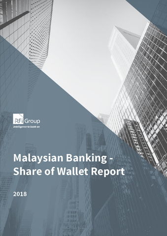Malaysian Banking - Share of Wallet Report - 2018