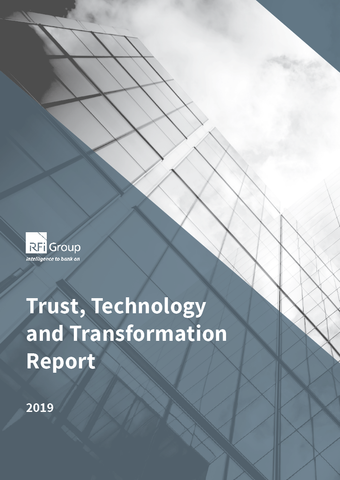 Trust, Technology and Transformation Report - 2019