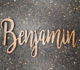 Personalized Name/Word Cut Out - 24""