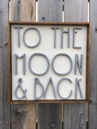 To The Moon & Back