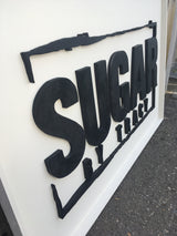 "Custom Cut Business Logo Sign | 24"" x 36"""