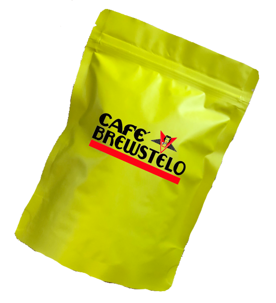 Cafe Brewstelo Coffee Scrub