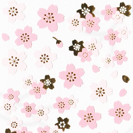 Mind Wave Sakura Cherry Blossom Sticker Series - Set 2